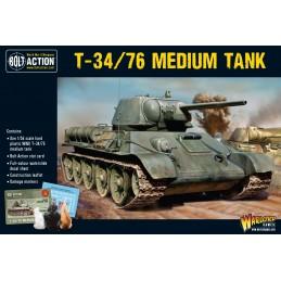 Boite Tank moyen T34/76