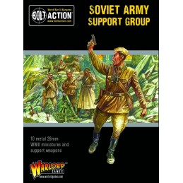 Boite Soviet Army Support Group (HQ, Mortar & MMG)