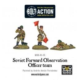 Soviet Forward Observer Officers