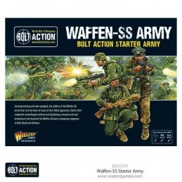 Boite Starter Waffen SS Army