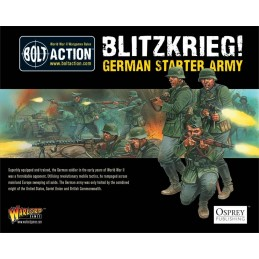 Boite Starter Blitzkrieg! German Army