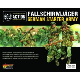 Boite Starter Fallschirmjager German Army