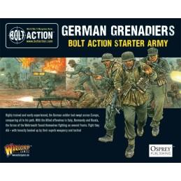Boite Starter Grenadiers German Army