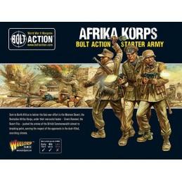 Boite Starter Afrika Korps German Army