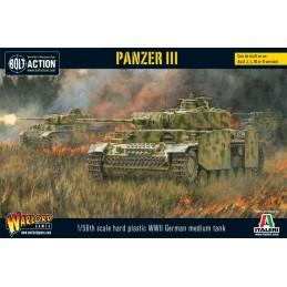 Boite Tank Panzer III