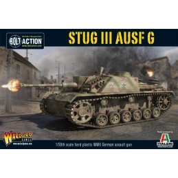 Boite Tank StuG III / StuH-42