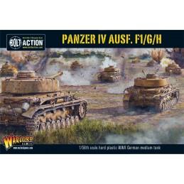 Boite Tank moyen Panzer IV Ausf. F1/G/H