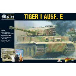 Boite Tank lourd Tiger I
