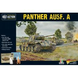 Boite Tank Panther Ausf A