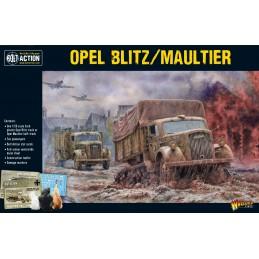 Boite Camion Opel Blitz / Maultier