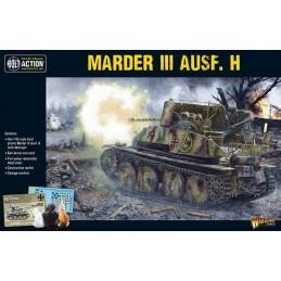 Boite Tank Marder III