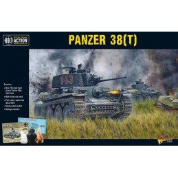 Boite Tank Panzer 38(t)