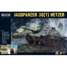 Boite Tank Jagdpanzer 38 (t) Hetzer