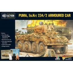 Boite Véhicule blindé Puma Sd.Kfz 234/2
