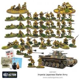 Détail Starter Banzai! Japanese Army