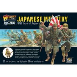 Boite Imperial Japanese Infantry
