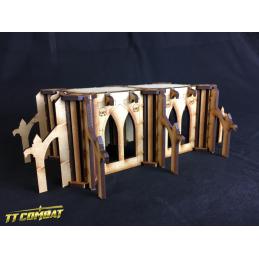 Bâtiment Modulaire gothique 1