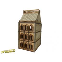 Immeuble Gothique