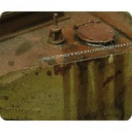 Exemple Effet moteur taches de carburant