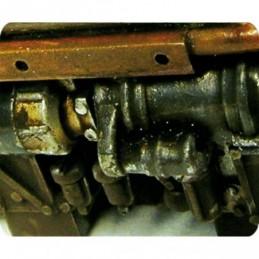 Exemple Effet moteur suie