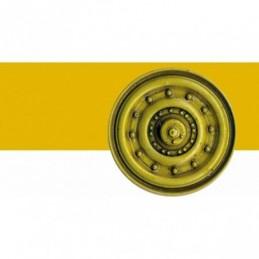 Exemple Wash jaune foncé