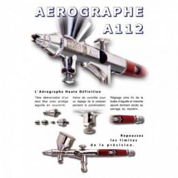 Détail Aérographe Haute Définition A112