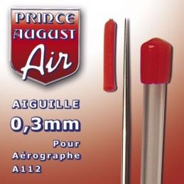 Aiguille 0.3 mm pour aérographe A112
