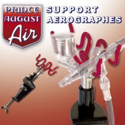 Support Aérographes