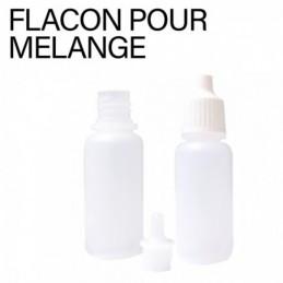 Flacons pour mélange 17ml