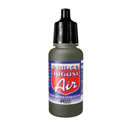 Pot de air Cam.vert WWII - Dunkelgrün