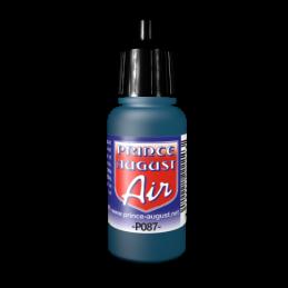 Pot de air Bleu Acier