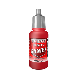 pot Gamme Game Rouge sang