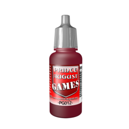 pot Gamme Game Rouge Ecarlate