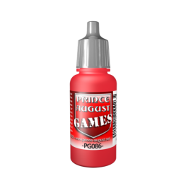 pot Gamme Game Encre Rouge