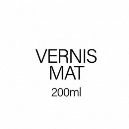 Vernis Mat 200ML
