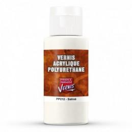 Pot Acrylique polyurethane Vernis Satiné