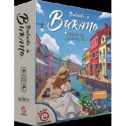 Boite Balade à Burano