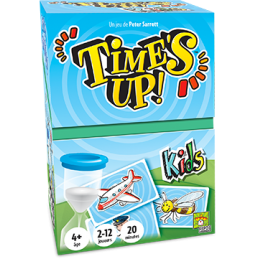 Boite Time's Up ! Kids