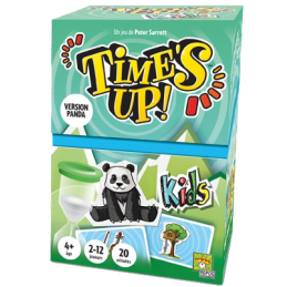Boite Time's Up ! Kids édition Panda