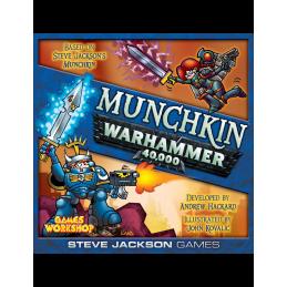 Boite Munchkin Warhammer 40,000