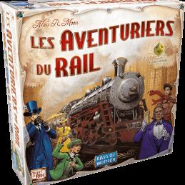 Boite Les Aventuriers du Rail