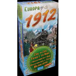Boite Les Aventuriers du Rail Europe: 1912