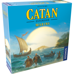 Boite Catan : Marins