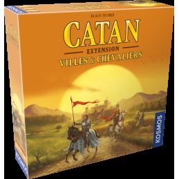 Boite Catan : Villes et Chevaliers