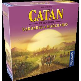 Boite Catan : Barbares et Marchands