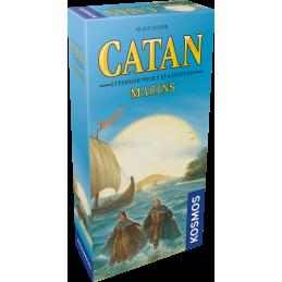Boite Catan : Marins 5/6 joueurs