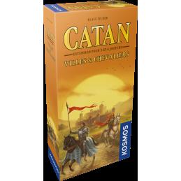Boite Catan : Villes et Chevaliers 5/6 joueurs