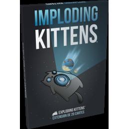 Boite Exploding Kittens : Imploding Kittens