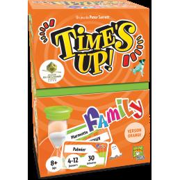 Boite Time's Up Family Orange