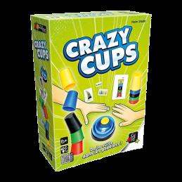 Boite CRAZY CUPS